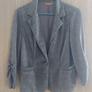Brown ( metallic) Jacket Small